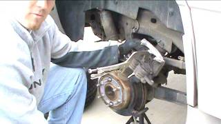 How To REPLACE INSTALL BRAKES And ROTORS GMC YUKON DENALI