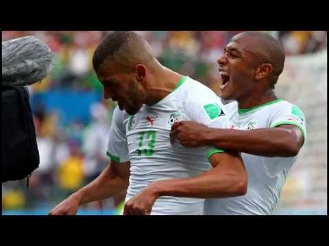 Algeria vs Korea (4-2) : Fifa worldcup 2014 goals and highlights