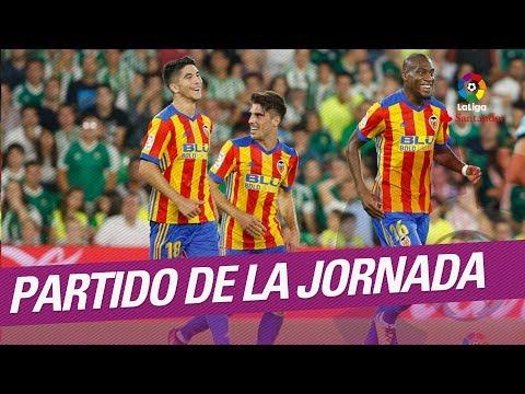 Partido de la Jornada: Valencia CF vs Sevilla FC