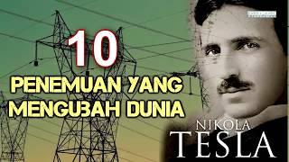 Episode 16 - Tujuh Menit Biografi Riwayat Hidup Ilmuwan LEGENDARIS Nikola Tesla yang Masih Misterius