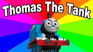 What is thomas the dank engine? The origin of the AMAZING thomas the train remix songs