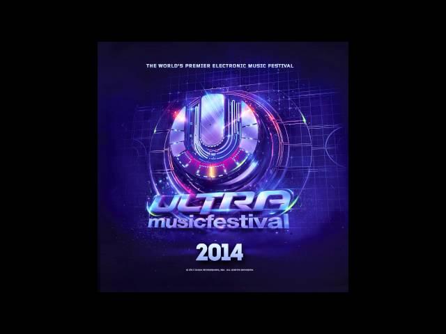 Ultra Music Festival 2014 (Megamix)