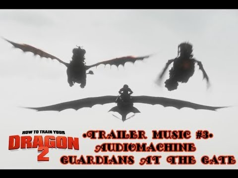 how to train your dragon musiuc