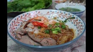 Hủ Tiếu Mỹ Tho || Cách nấu sốt Hủ Tíu  khô ngon đặc biệt || Vietnamese noodle || Natha Food
