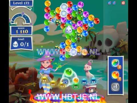 Bubble Witch Saga 2 level 172