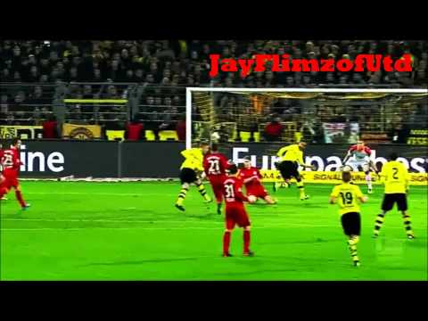Mesut Ozil vs Marco Reus 13-14 HD - Perfect German Battle