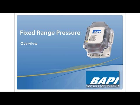 Fixed Range Pressure (FRP)