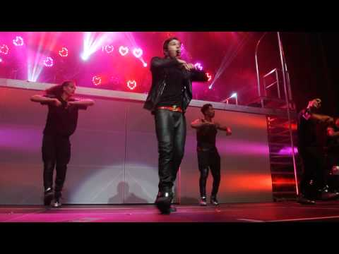 Austin Mahone - What About Love - Atlanta