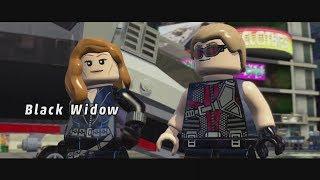 Lego Marvel Super Heroes Stage 3: Exploratory Laboratory