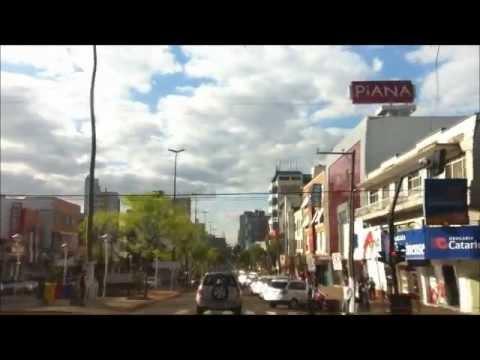 Pelas ruas de Chapecó - SC...