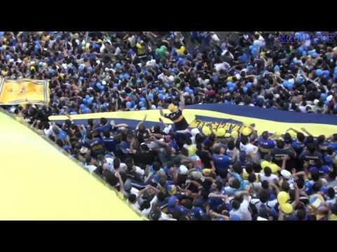 Boca campeon Ap11 / Esta es la banda mas loca que hay