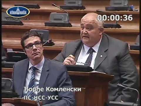 Ђорђе Комленски Риђобради гусар би поново да пљачка Београд 28.5.2018.