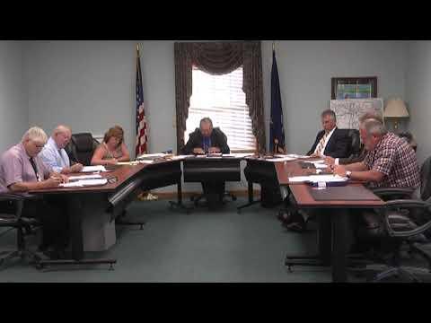 Champlain Town Board Meeting 7-10-12