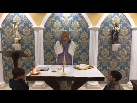 Santa Missa | Padre José Sometti | 06.04.2020