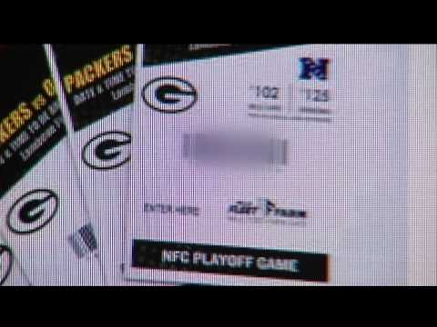 Consumer advocates warn of Packer playoff scams