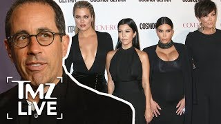 Jerry Seinfeld Trashes The Kardashians | TMZ LIVE