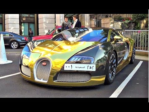 Supercars in London 2013 part 3