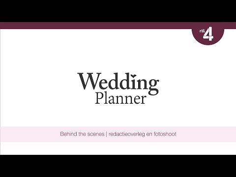 Weddingplanner | behind the scenes | redactievergadering