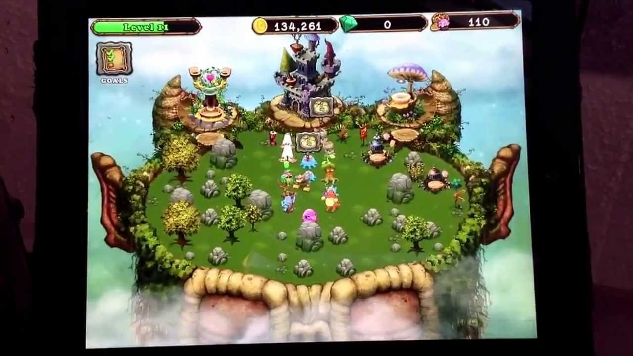 How to Breed a Wubbox in My Singing Monsters
