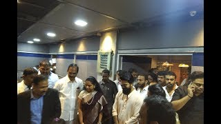 Ram Charan and MP Kavitha Launches Surender Reddy Ulavacharu Restaurant