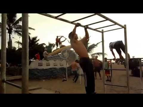 TRUJILLO STREET WORKOUT - HUANCHACO 2014