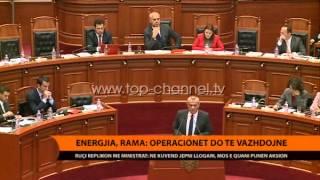 Rama Operacioni do t vazhdoj Mbrojtje shtresave t varfra  Top Channel Albania  News  L