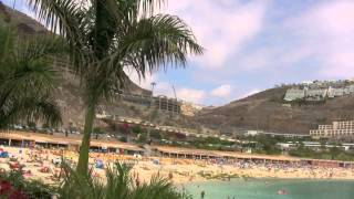 Gran Canaria Travel Video Las Palmas, Playa Del Ingles