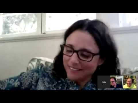Gold Derby Emmy Google+ Hangout: Julia Louis-Dreyfus ('Veep')
