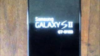 Como Entrar En Modo Recovery Samsung Galaxy S2