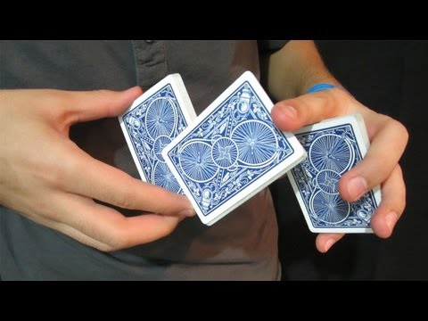 Best beginners Fancy False Cut REVEALED / Tutorial / Learn easy card flourishes