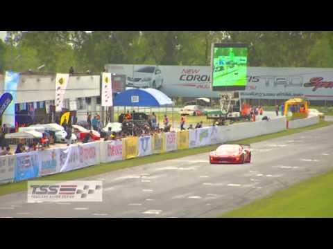 TSS 2013 R3-4 Thailand Super Car Class 1 Race 3-4