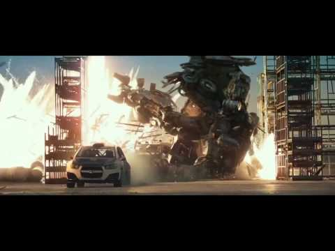 Transformers 4 music video A light that never comes by linkin park