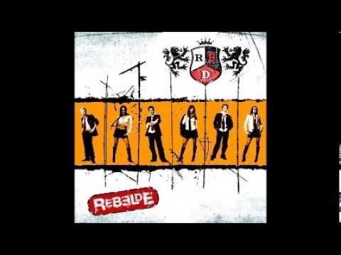 RBD   Rebelde CD Completo Versão Mexico