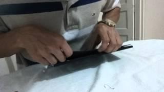 Como Destapar Desarmar La Tablet Sony Xperia Z