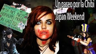 [Un paseo por la Chibi Japan Weekend 2014 por Television Alte...] Video