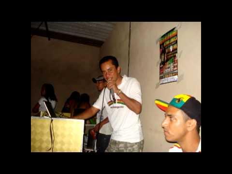 Chamada DJ Cristiano no Estação do Reggae em Planaltina   Brasília