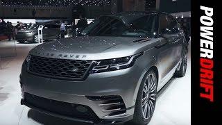 Range Rover Velar : Geneva Motor Show : PowerDrift