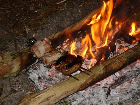 Wild Camp/Bushcraft/On The Trail - MAVERICK MEALS - New Channel