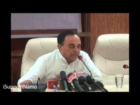 Why Nehru Gandhi family is now targeting Narendra Modi  Listen from Swamy