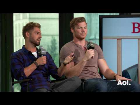 Derek Theler And Jean-Luc Bilodeau Talk About Working On