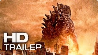 Exklusiv: GODZILLA 2014 Trailer #2 Deutsch German