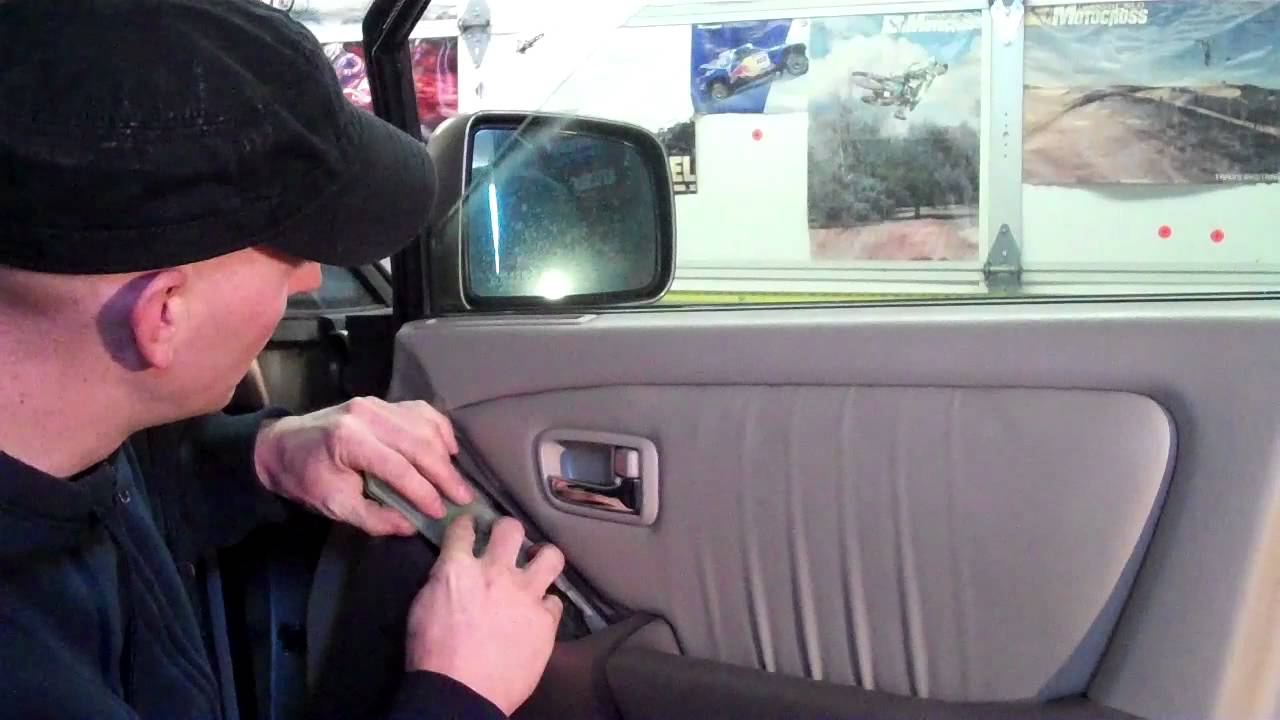 How To Fix Your Toyota Lexus Window Switch Problem Youtube