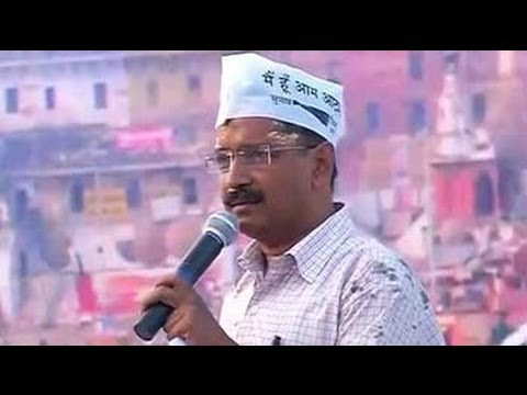 'Yes, I will contest against Narendra Modi,' Arvind Kejriwal tells Varanasi