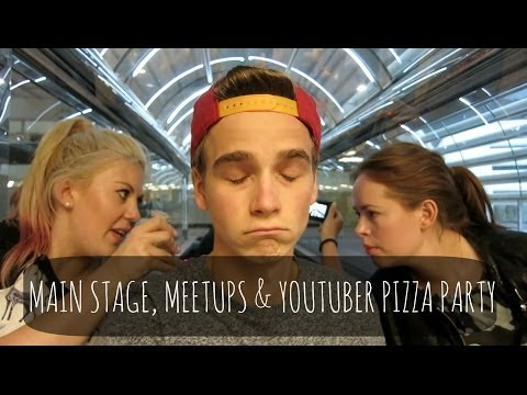 Mainstage, Meetups & Youtuber Pizza Parties - Playlist Day 5