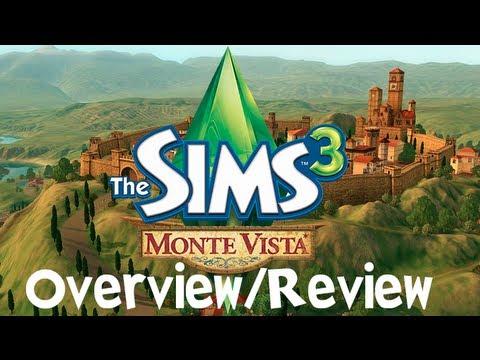 The Sims 3: Monte Vista - Обзор