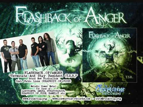 FLASHBACK OF ANGER -