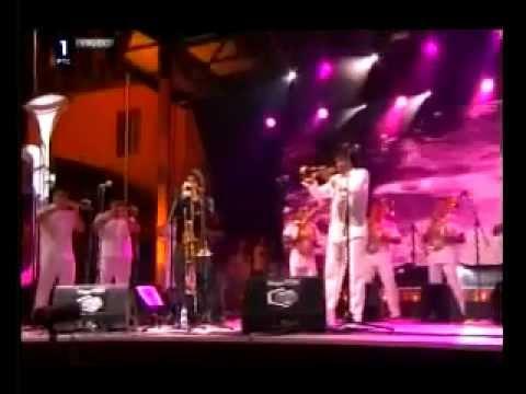 Boban i Marko Markovic - Guca 2011- Koncert _1.deo