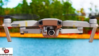 DJI Mavic Pro Platinum!  Initial Impressions and First Flight! Drone Flight Friday!