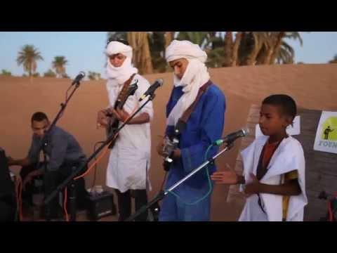 الموسيقى من أجل التغيير في محاميد الغزلان