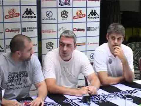 RK Partizan promocija pojačanja